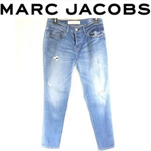"Marc Jacobs ""Jesse boyfriend"" jeans size 24"